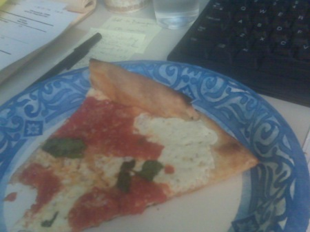 pizza/office party!