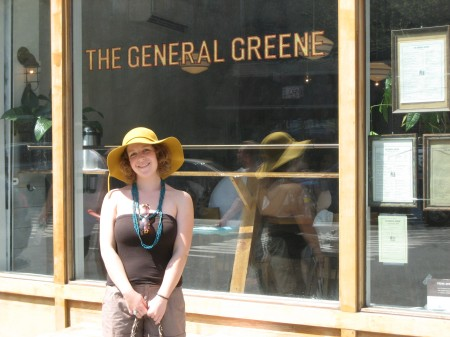 Time Out New York just voted The General Greene: best new neighborhood joint in brooklyn