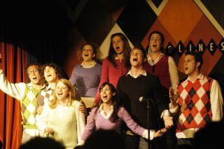hst singing