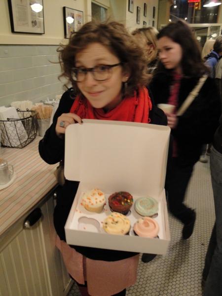 Mag Cupcakes